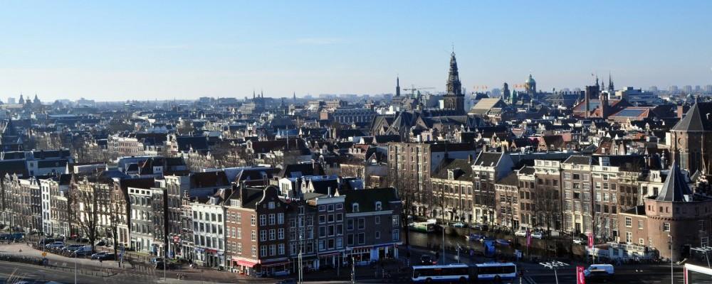 Scheemda ~ Amsterdam
