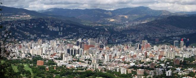 Caracas ~ New York City